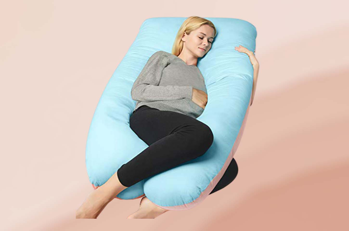 5-best-pregnancy-pillows-buying-guide